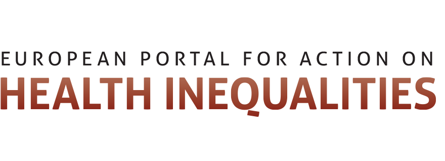 European Portal for Action on Health Inequalities